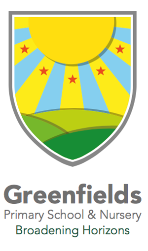Greenfields Primary School and Nursery Logo